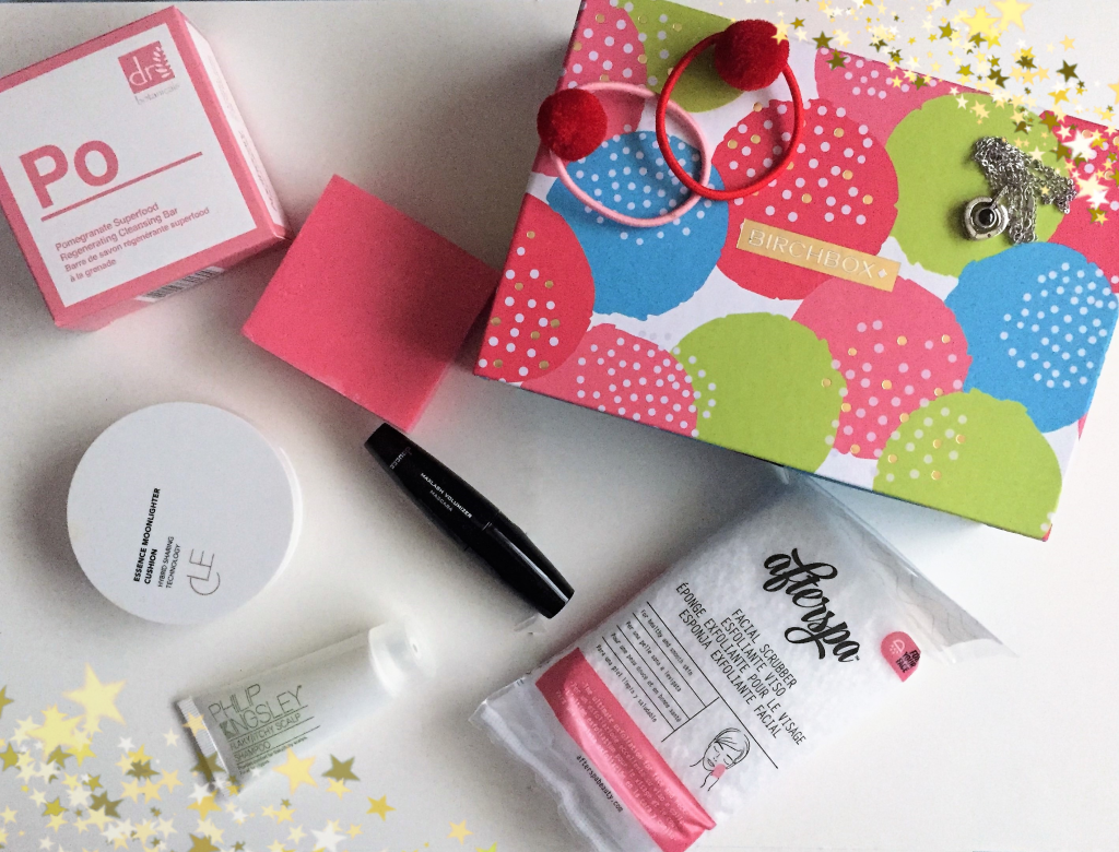 What's In My January Birchbox?