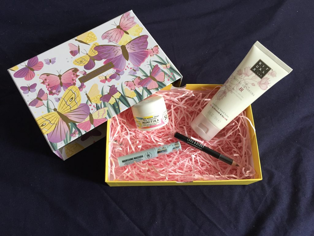 What's In My May Birchbox?