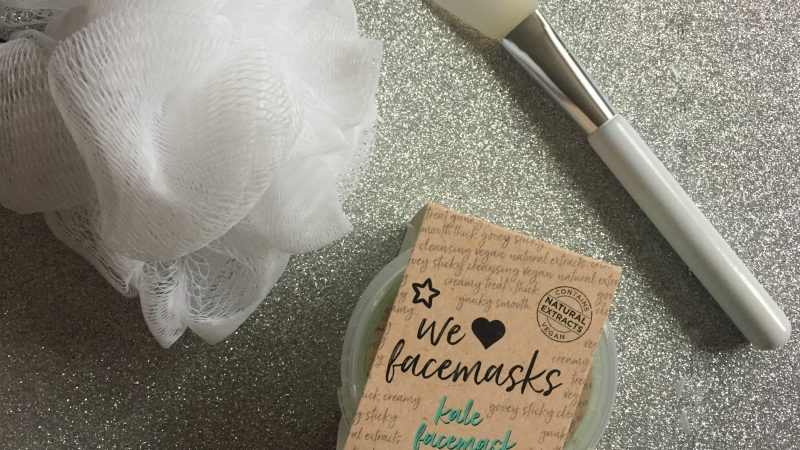 BEAUTY EDITION | SUPERDRUG KALE FACE MASK