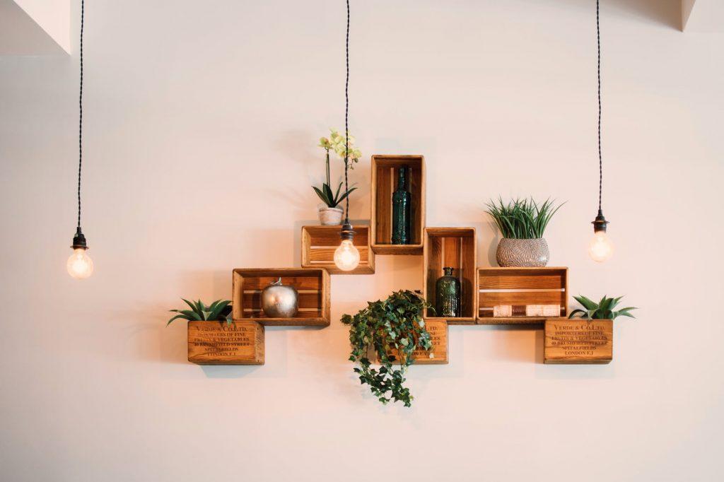 Weekly Wants: Shelf Styling Decor