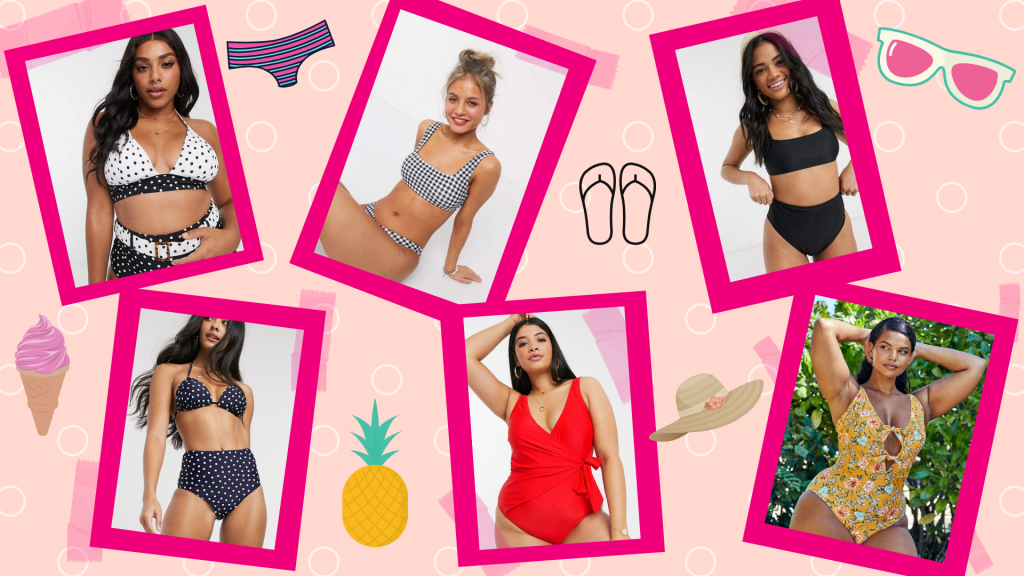 Weekly Wants: Bikinis and Swimsuits For The Summer