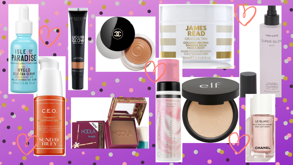 Weekly Wants: Want To Get That Bronzed Glow