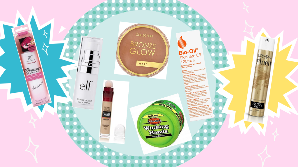 Amazon Beauty Picks | August