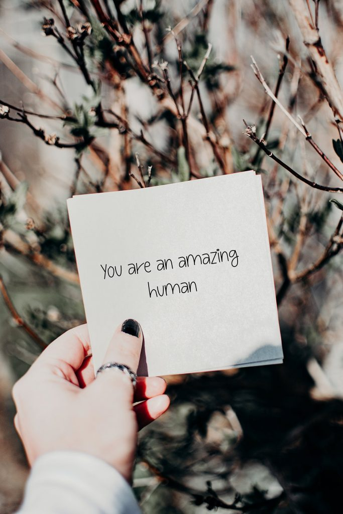 The Importance Of Human Connection.