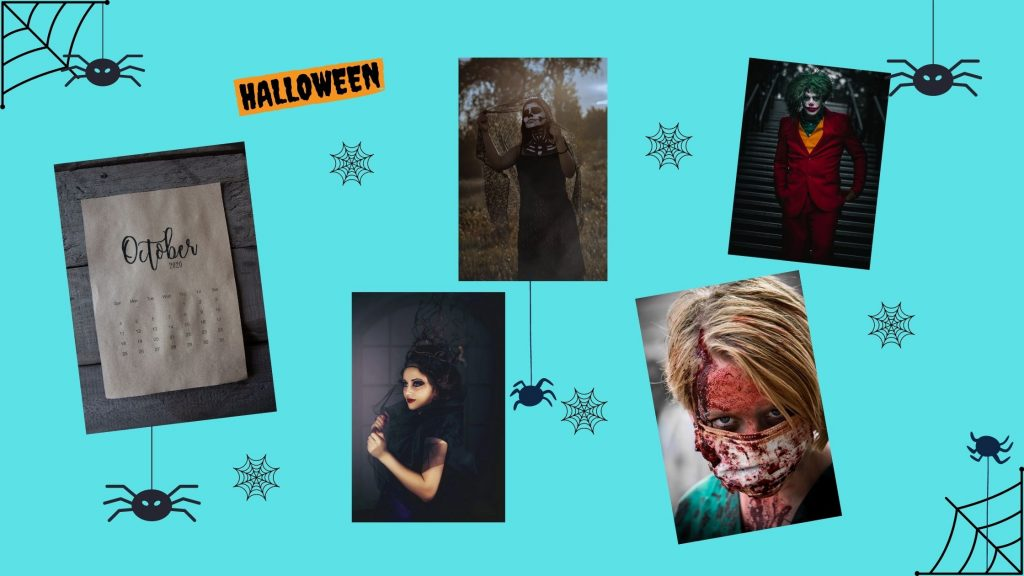 5 Spooky to Beautiful Halloween Makeup