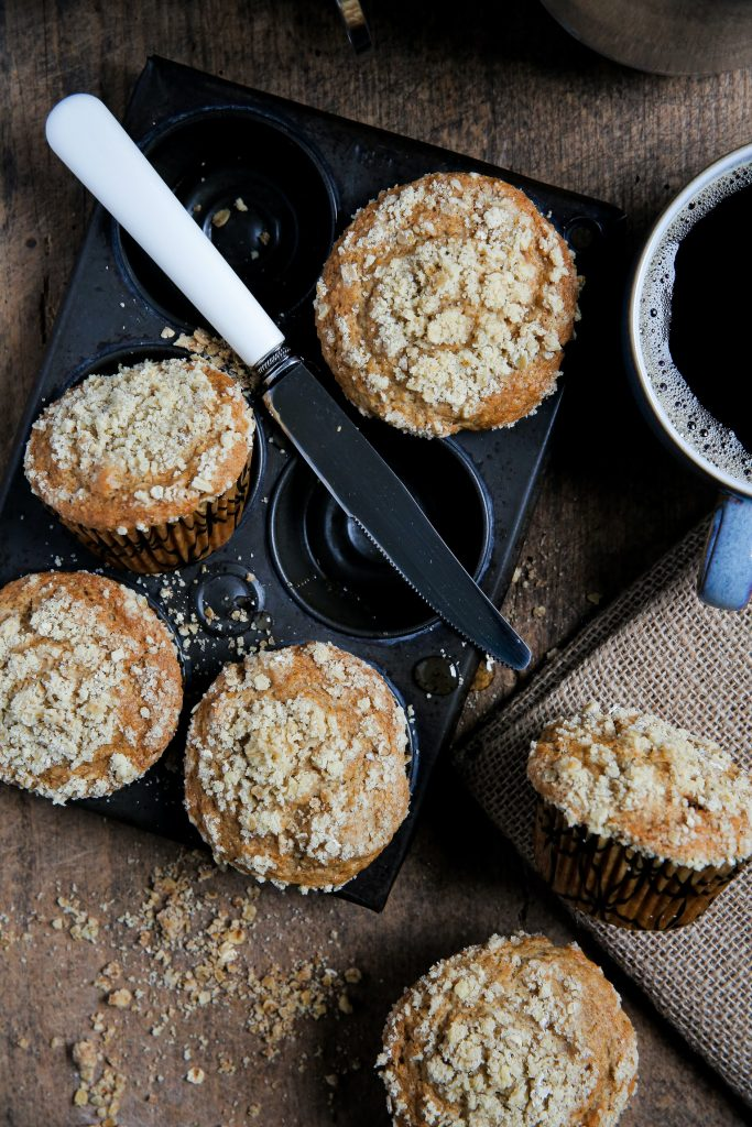 Recipe: Apple & Cinnamon Muffins