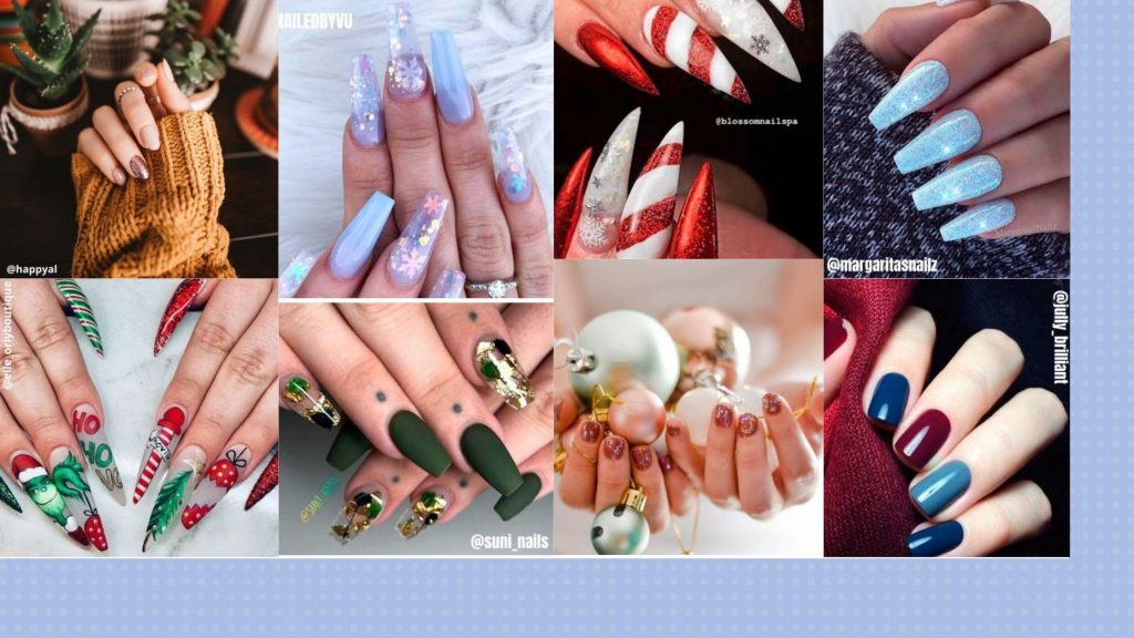 Festive Manicure To Inspire Your First Trip Back To The Salon