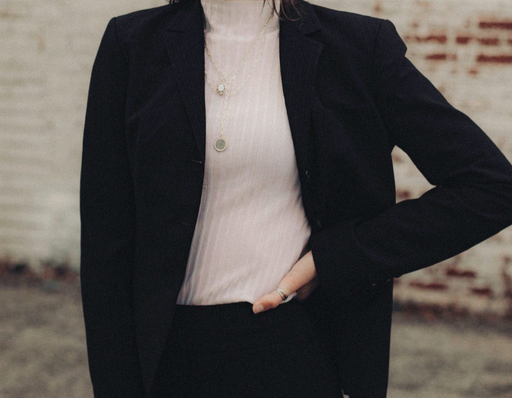 Weekly Wants: Monochrome Clothes