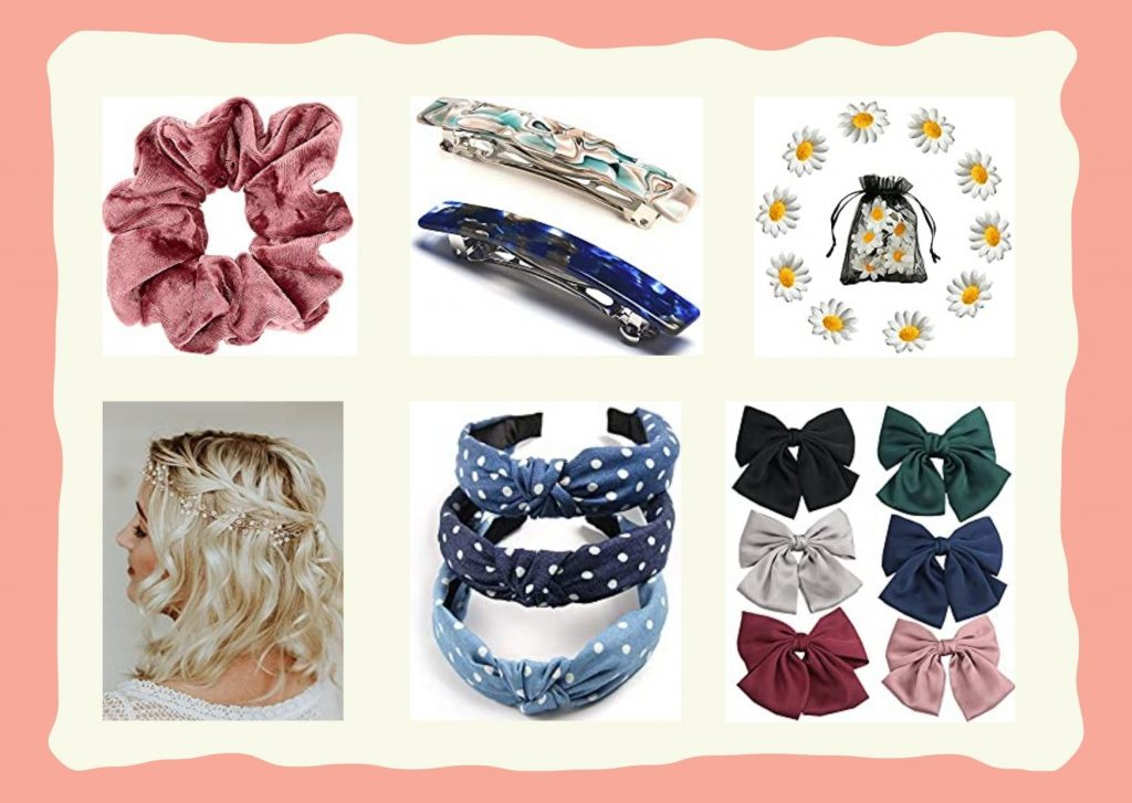 Hair Accessories To Spice Up Your Look.