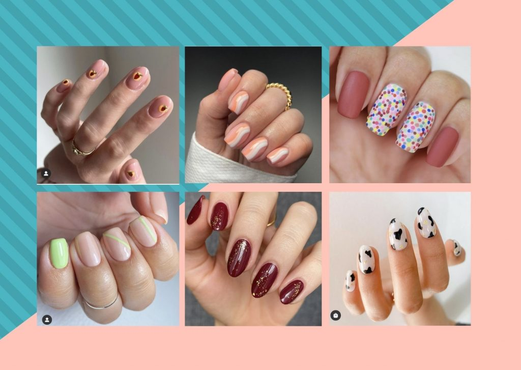 Spring Inspire Manicures For Your First Trip Back To The Salon