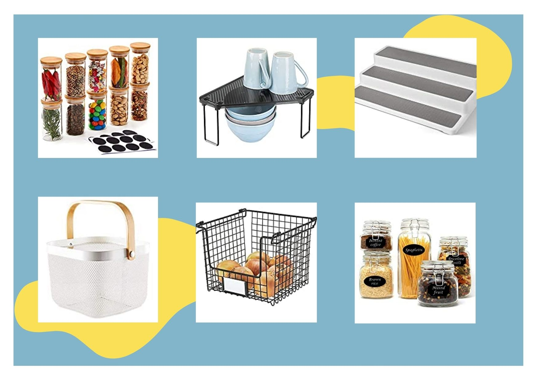 Amazon Products Under £30 | Storage + Organisation Tips
