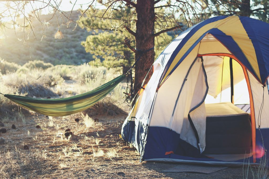 A Beginners Guide To Camping – Have All The Gear, But Know Idea.