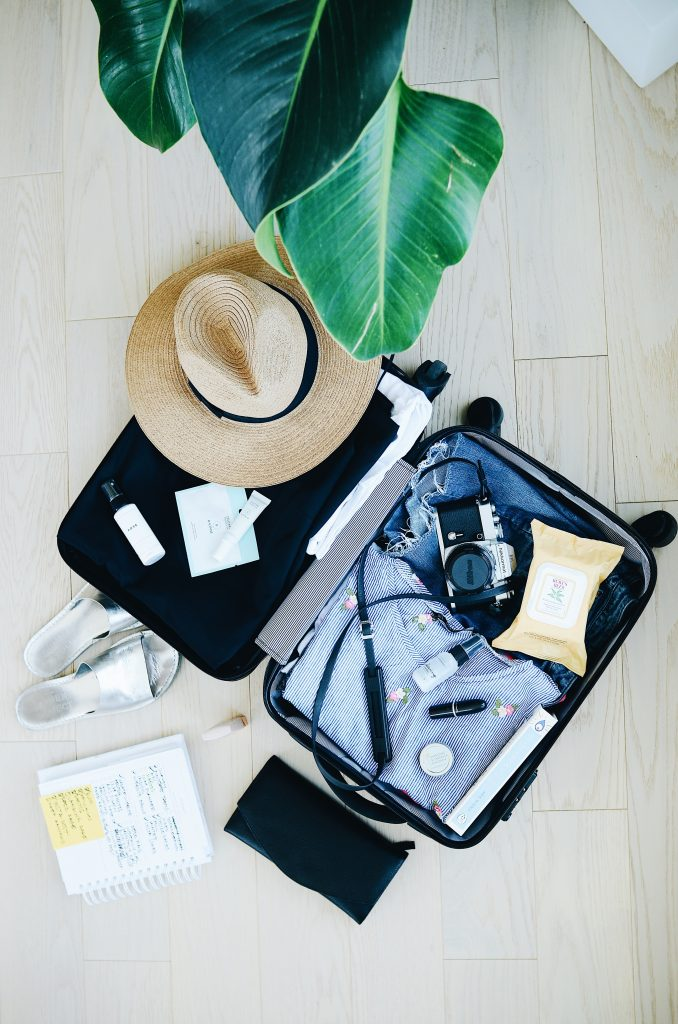 Staycation Packing 101