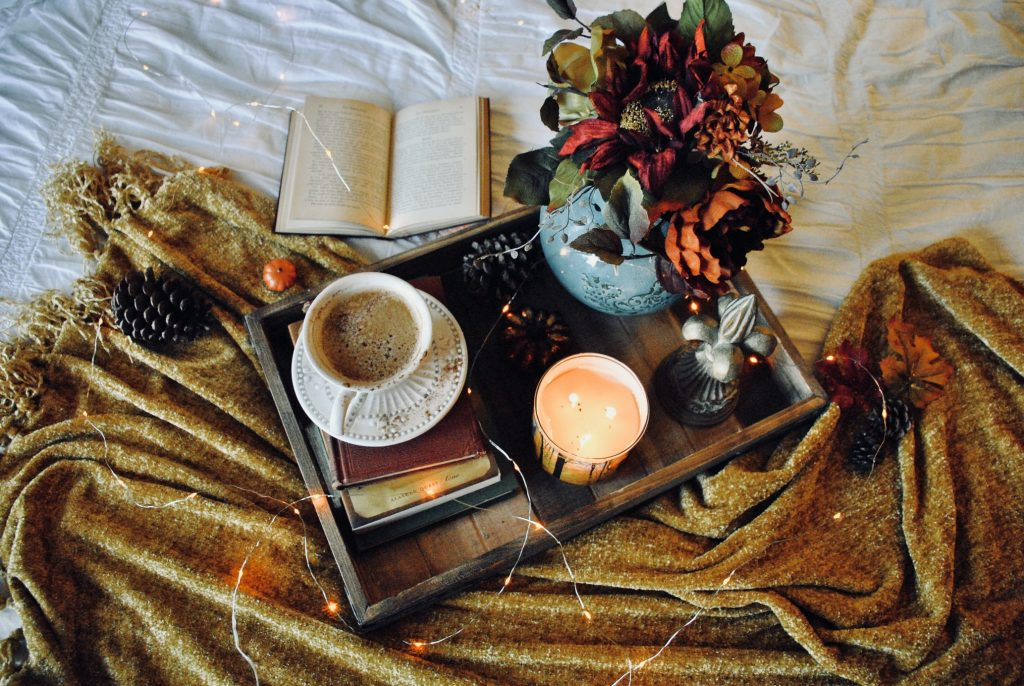 Tips For A Cosy Autumn Home.