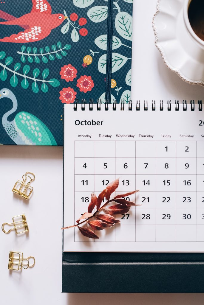 How To Make The Most Out Of This October.